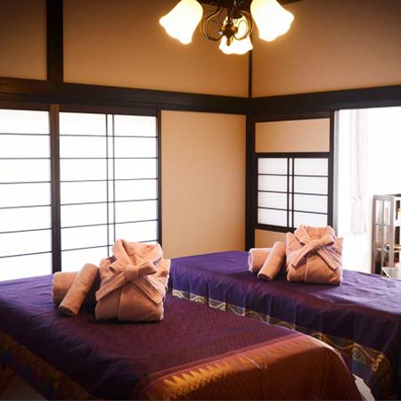 Spa at Yamaguchi House