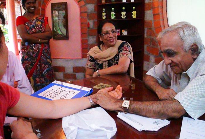 2010年12月インド研修