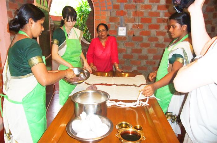 2010年8月インド研修