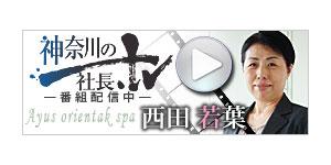 神奈川の社長TV 西田若葉